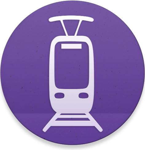 Luas at a Glance logo